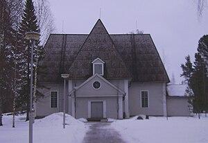 Elimäki - Elimäki wooden church