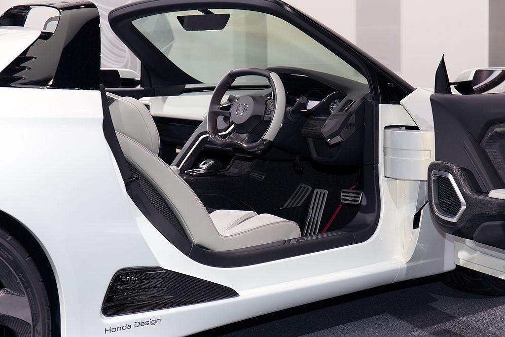 Filehonda S660 Concept Cockpit 2013 Tokyo Motor Showg