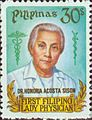 Honoria Acosta-Sison 1978 stamp of the Philippines.jpg