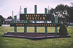 Hoquiam, WA — welcome sign.jpg