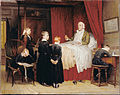 Horsley, Walter Charles - Old-time Tuition at Dulwich College - Google Art Project.jpg