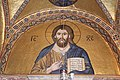 Hosios Loukas (narthex) - East wall, central (Pantocrator) 02.jpg