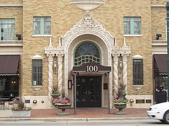 Tri-Cities, Illinois - Image: Hotel Baker (St. Charles, IL) 07