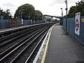Hounslow East tube station, Westbound platform - geograph.org.uk - 973750.jpg