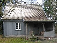 Arno Schmidt Haus in Bargfeld