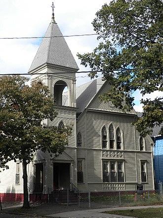 City Point, New Haven - Howard Avenue Historic3