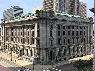 Howard M. Metzenbaum United States Courthouse - Howard M. Metzenbaum U.S. Courthouse, 2018