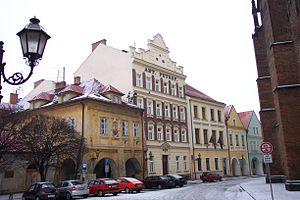 Hradec Králové - Petrof Piano Makers