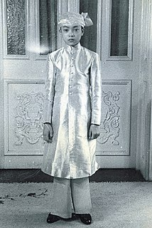 Hso Khan Pha Burmese politician