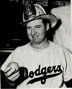 Hugh Casey (baseball) - Image: Hugh Casey