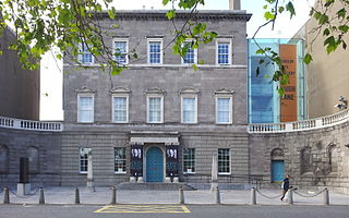 art gallery in Parnell Square North, Dublin