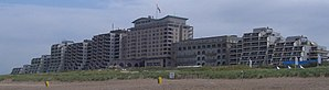 Grand Hotel Huis ter Duin - Huis ter Duin view from the Beach