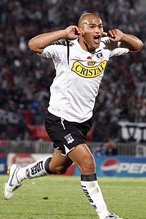 Humberto Suazo Chilean footballer