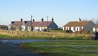 Humbie village in East Lothian, Scotland, UK