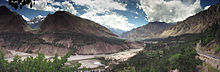 Hunza Valley Karimabad Northern Area Pakistan.jpg
