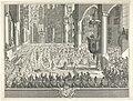 Huwelijk van Karel Christiaan van Nassau-Weilburg en Carolina, prinses van Oranje-Nassau, 1760, RP-P-1927-267.jpg