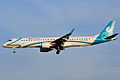 I-ADJN Embraer 195-200LR Air Dolomiti (7155664847).jpg