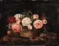 I.L. Jensen - En kurv med roser.png