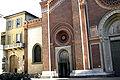 IMG 3913 - Milano - Chiesa del Carmine - Dettagli della facciata - Foto Giovanni Dall'Orto 19-jan 2007.jpg