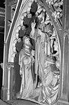 interieur, preekstoel, detail - meerssen - 20275107 - rce