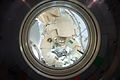 ISS-36 EVA-2 f Luca Parmitano leaves the Quest airlock.jpg