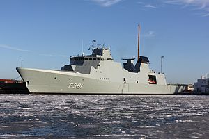 Iver Huitfeldt class frigate - Wikipedia, the free encyclopedia