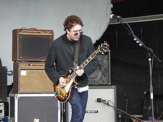 Ian McNabb - Ian McNabb Performing at Canterbury Festival 2003 Photo: Gerry Gardner