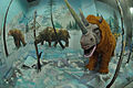 Ice Age Mammals - Dark Ride - Science Exploration Hall - Science City - Kolkata 2016-02-22 0278.JPG