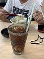 Iced lemon tea in lunch.jpg