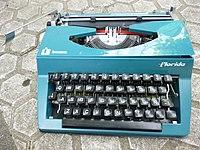 آلة كاتبة Wikiwand