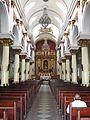 Iglesia de San Ignacio-Nave Central -Medellín.JPG