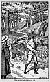 Illustrations by K. M. Skeaping for the Holiday Prize by E. D. Adams-pg-138-They carried loads of ferns.jpg