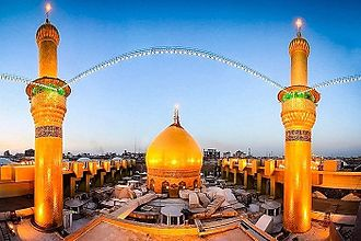 Imam Husayn Shrine - Image: Imam Husayn Shrine by Tasnimnews 01