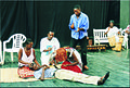 In Mozambique, educational theatre takes the AIDS prevention message to the people, 2006. Photo- AusAID (10704697174).jpg