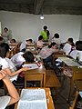 In a extra-curricular tuition class Tieling High School Class 11 Grade 2018 12.jpg