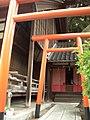 Inari Shrine (稲荷神社) in Saigawa Shrine (犀川神社) - panoramio.jpg