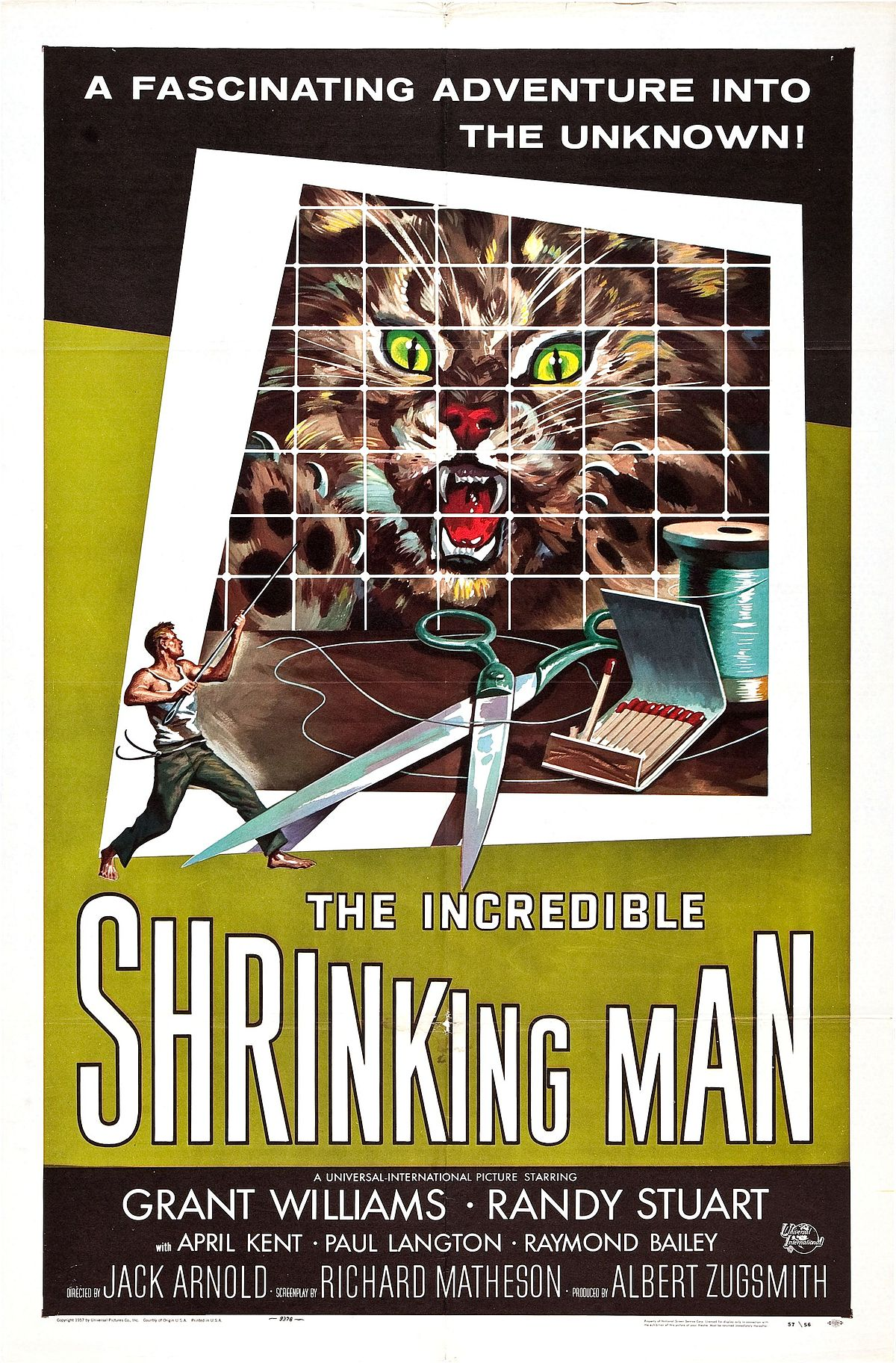 Incredibles Sex Stories Ideal the incredible shrinking man - wikipedia
