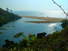 Arambol Beach in Panaji