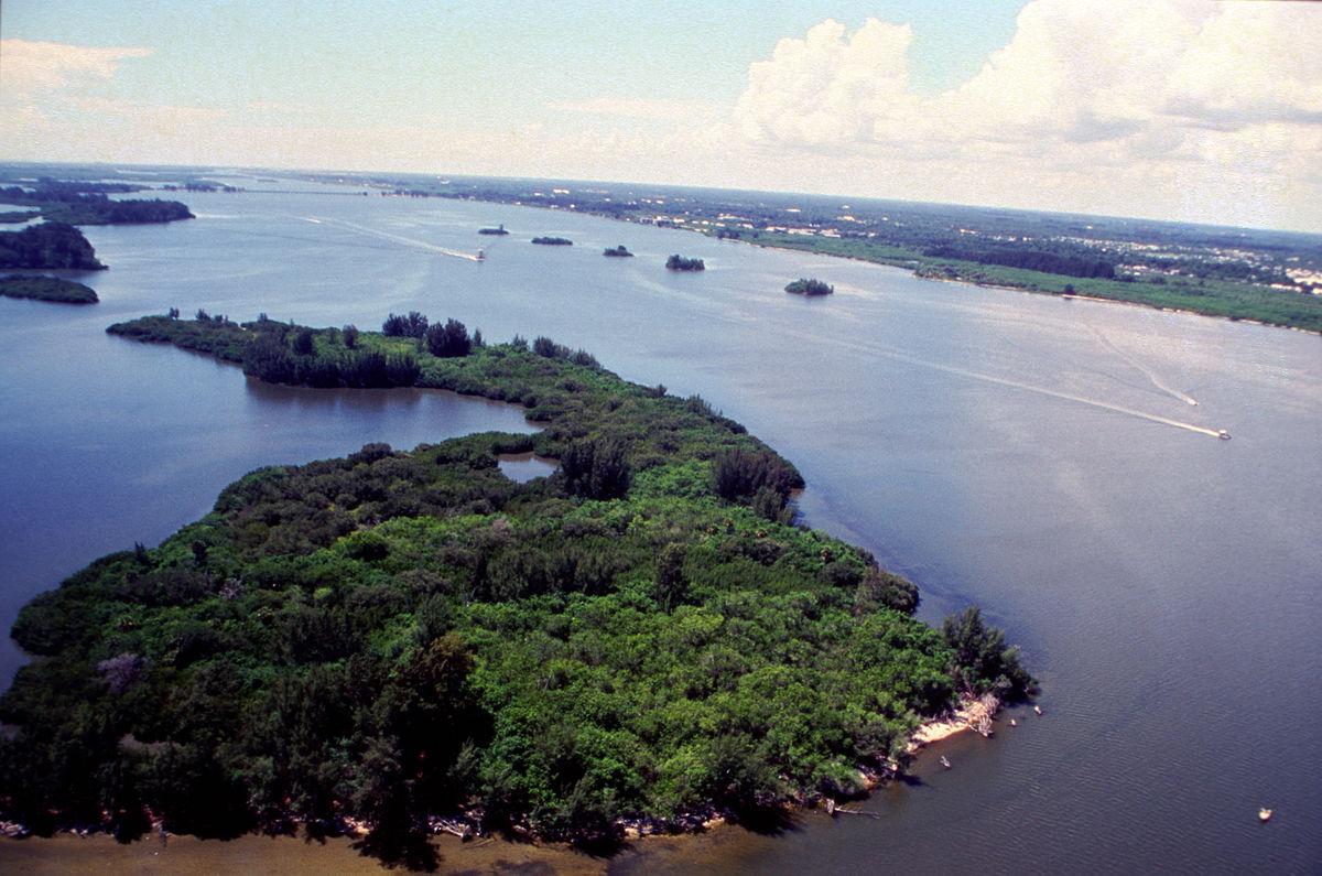 Indian river lagoon wikipedia for Lago n