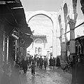 Ingang van de Omayaden moskee, Bestanddeelnr 255-5890.jpg