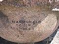 Inscription on granite water fountain - geograph.org.uk - 1154199.jpg