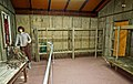Inside the Historical Syme Hut (14977806022).jpg