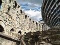 Intérieur des arènes d'Arles by Mikani.JPG