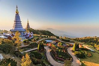 Northern Thailand - Image: Intanon 03