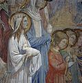 Interieur, detail van gewelfschildering in het koor - Maastricht - 20382865 - RCE.jpg