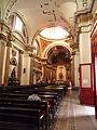 Interior del Templo de Jesús María (Cuauhtémoc).JPG