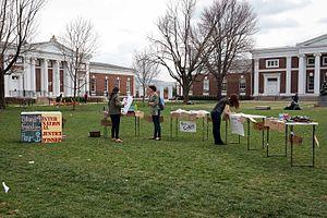 International Justice Mission - International Justice Mission volunteer work at University of Virginia.