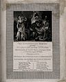 Invitation to a dinner of the Guardians of the Asylum for Fe Wellcome V0013801.jpg