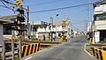 Ippommatsu Station level crossing 20140414.JPG