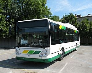 Ljubljana Passenger Transport - Irisbus Iveco Citelis 12m CNG